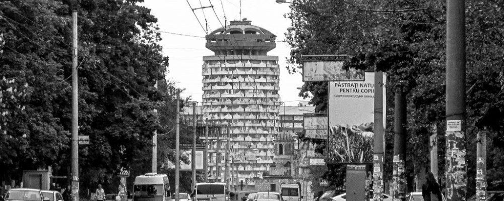 "THE ""ROMANITA"" COLLECTIVE HOUSING TOWER (CHISINAU)"